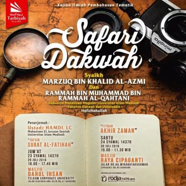 safari dakwah