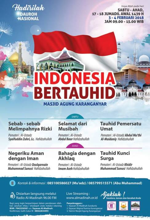 Indonesia wajib